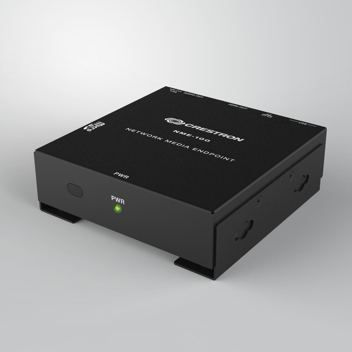 Crestron develó la nueva señalización digital y el nuevo reproductor multimedia