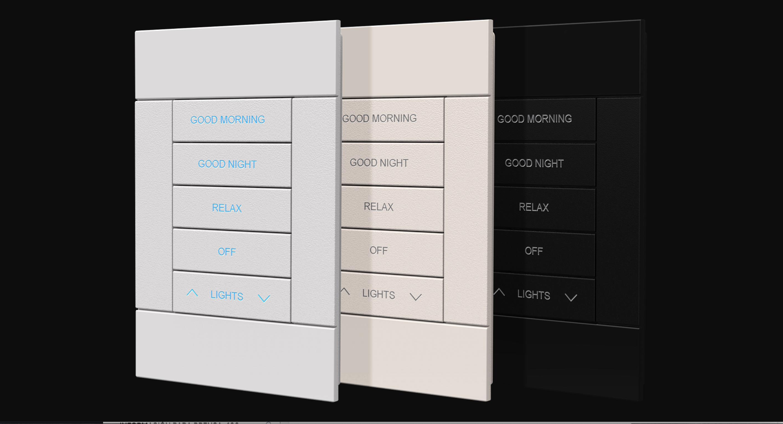 Crestron presenta los dimmers y teclados inalámbricos Horizon™ EX