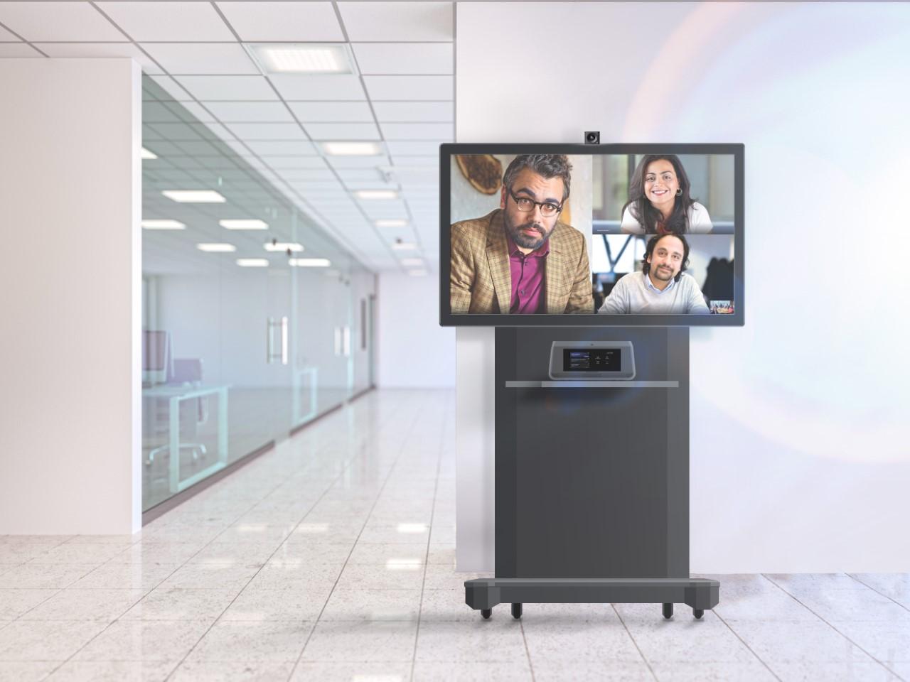 Crestron Flex R-Series permite a los clientes poner instantáneamente las comunicaciones unificadas donde sea necesario